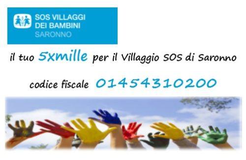 5xMille - Biglietto