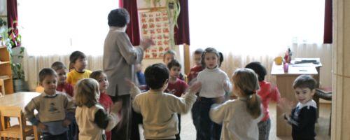 lavorare con i bambini a Saronno e Varese