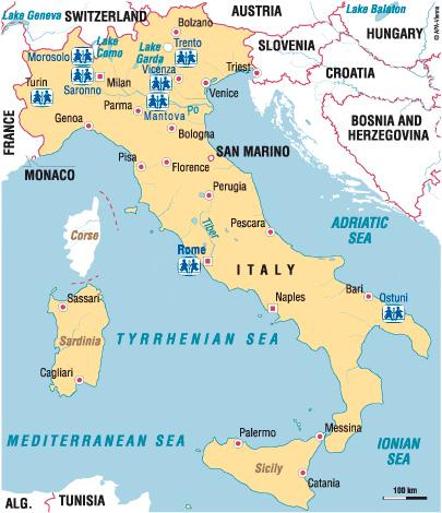 SOS in Italia